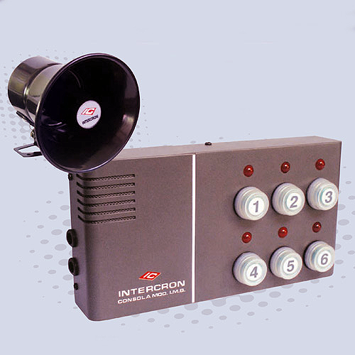 intercomunicador industrial