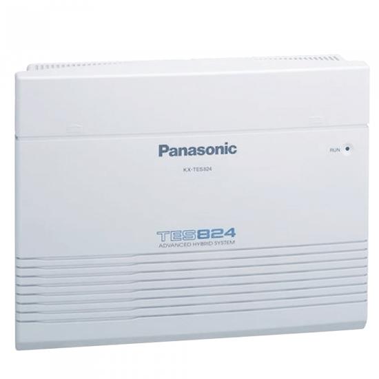 Central telefonica Panasonic kx-tes824la